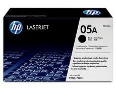 Картридж лазерный оригинальный HP CE505X № 05A для принтер hp laserjet p2055, p2055d, p2055dn, p2055n, p2055x