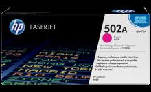 HP Q6473A № 502A картридж лазерный оригинальный пурпурный, 4000 страниц для принтер hp color laserjet cp3505, cp3600, cp3800