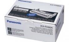 Драм-картридж оригинальный Panasonic KX-FA86A 10K