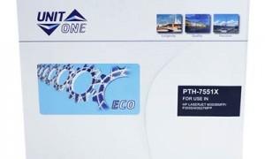 kartridj-hp-lj-p3005-q7551x--chip--13k-uniton-eco-268080