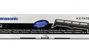 Картридж оригинальный Panasonic KX-FAT88A для KX-FL401/402/403/KX-FLC411/412/413 2K