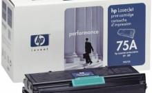 артридж 92275A (75A) для HP IIP/ IIP Plus/ IIIP