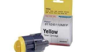 картридж 106R01204 Yellow для XEROX Phaser 6110