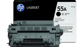 картридж ce255a для lj p3015/d/dn