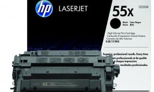 картридж ce255x для lj p3015/d/dn