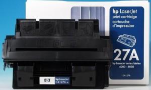 картридж C4127A (27A) для HP LaserJet 4000 4000N 4000N 4000 4050 4050NT