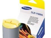 картридж Samsung CLP-Y300A yellow для Samsung CLP-300, CLP-300N, CLX-2160, CLX-2160N, CLX-3160FN, CLX-3160N