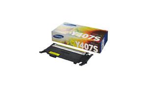 картридж Samsung CLT-Y407S Yellow для Samsung Samsung CLP 320 / 325/CLX 3180 / 3185