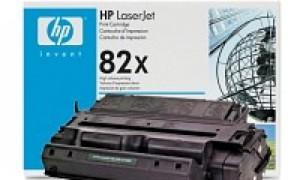 картриджа C4182X (82X) дл  HP LaserJet LJ 8100/8150