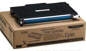 картридж 106R00680 Cyan для XEROX Phaser 6100d