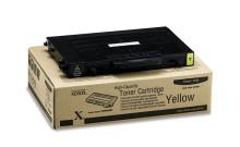 картридж 106R00682 Yellow для XEROX Phaser 6100d