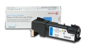 Заправка картриджа 106R01481 Cyan для XEROX Phaser 6140