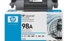 картридж 92298A (98A) для HP 4 / 4+ / 4M / 4M+/ 5 / 5M / 5M+