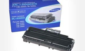 картридж Samsung ML-5000D5 для Samsung ML- 5000A\G/5100A/5500