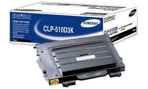 картридж CLP-510D5K для Samsung CLP 510n / 511 / 515 / 560