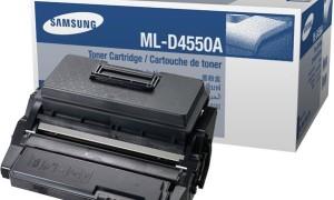 картридж Samsung ML-D4550B для Samsung ML-4550