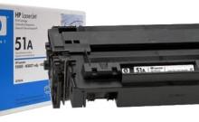Заправка картридж q7551a для hp lj p3005/m3035/p3050d/n/dn/x