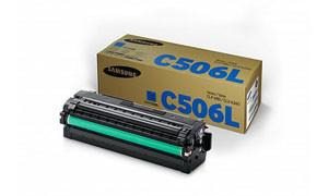 картридж Samsung CLT-C506L Cyan для Samsung CLP 680 / CLX 6260