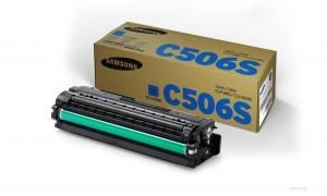 картридж Samsung CLT-C506S Cyan для Samsung CLP 680 / CLX 6260