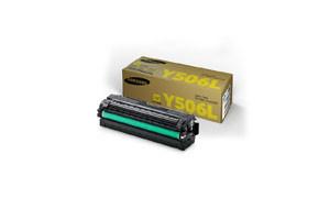 картридж Samsung CLT-Y506L Yellow для Samsung CLP 680 / CLX 6260