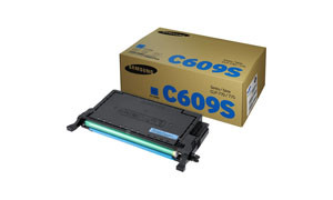 картридж Samsung CLT-C609S Cyan для Samsung CLP 770 / 775