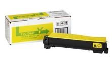 Kyocera TK-550Y картридж лазерный оригинальный желтый, 6000 страниц для принтер kyocera fs-c5200, fs-c5200dn
