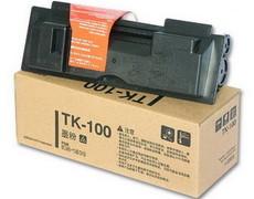 Kyocera TK-100 картридж лазерный оригинальный черный, 6000 страниц для мфу kyocera km-1500