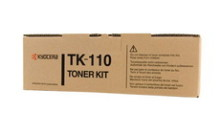 Картридж лазерный оригинальный Kyocera TK-110 для мфу kyocera fs-1016, fs-1016mfp, fs-1116, fs-1116mfp и принтер kyocera fs-720, fs-820, fs-920 6000 страниц