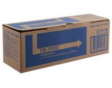 Kyocera TK-1100 картридж лазерный оригинальный черный для Kyocera ECOSYS FS-1024 Kyocera ECOSYS FS-1024MFP Kyocera ECOSYS FS-1110 Kyocera ECOSYS FS-1110MFP Kyocera ECOSYS FS-1124 Kyocera ECOSYS FS-1124MFP 2100 страниц