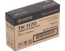 Kyocera TK-1120 картридж лазерный оригинальный черный, 3000 страниц для Kyocera ECOSYS FS-1025 \ ECOSYS FS-1025MFP \ ECOSYS FS-1060 \ ECOSYS FS-1060DN \ ECOSYS FS-1125 \ ECOSYS FS-1125MFP