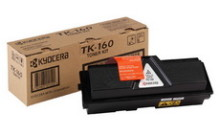 Kyocera TK-160 картридж лазерный оригинальный черный, 2500 страниц для принтер kyocera fs-1120 \ fs-1120d \ fs-1120dn
