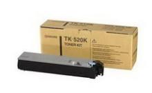 Kyocera TK-520K картридж лазерный оригинальный черный, 6000 страниц для принтер kyocera fs-c5015, fs-c5015n
