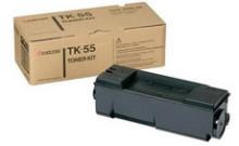 Kyocera TK-55 картридж лазерный оригинальный черный, 15000 страниц  для принтер kyocera fs-1920, fs-1920d, fs-1920dn, fs-1920dtn, fs-1920n, fs-1920t, fs-1920tn