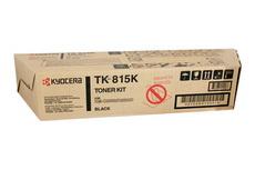 Картридж лазерный оригинальный черный, 20000 страниц Kyocera TK-815K для мфу kyocera km-c2630, km-c2630d