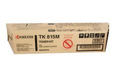 Картридж лазерный оригинальный пурпурный, 20000 страниц Kyocera TK-815M для мфу kyocera km-c2630, km-c2630d