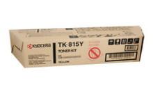 Картридж лазерный оригинальный желтый, 20000 страниц Kyocera TK-815Y для мфу kyocera km-c2630, km-c2630d