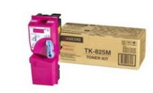 Картридж лазерный оригинальный пурпурный, 7000 страниц Kyocera TK-825M для мфу kyocera km-c2520, km-c2525, km-c2525e, km-c3225, km-c3225e, km-c3232, km-c3232e, km-c4035, km-c4035e