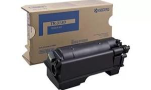 Kyocera TK-3130 картридж лазерный оригинальный черный, 25000 страниц для Kyocera ECOSYS FS-4200 \FS-4200DN \FS-4300 \FS-4300DN \M3550 \M3550IDN \M3560 \M3560IDN