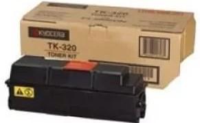 Kyocera TK-320 картридж лазерный оригинальный черный, 15000 страниц для принтер kyocera fs-3900 \fs-3900dn \fs-3900dtn \fs-3900n \fs-4000 \fs-4000dn \fs-4000dtn \fs-4000n