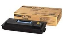 Картридж лазерный оригинальный Kyocera TK-715, 34000 страниц для мфу kyocera km-3050, km-3050i, km-4050, km-5050
