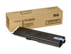 Картридж лазерный оригинальный, черный, 25000 страниц  Kyocera TK-800K для принтер kyocera fs-c8008, fs-c8008n